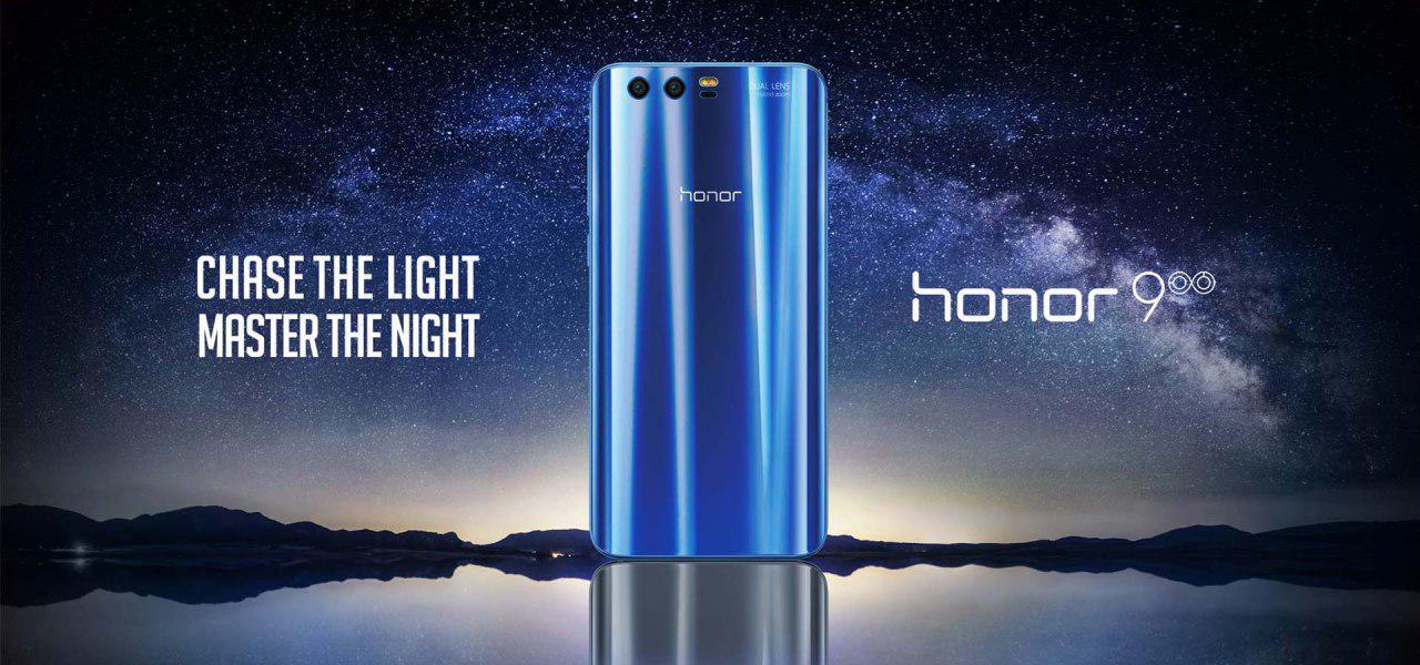 گوشی هواوی آنر 9 (Huawei Honor 9) در تهران معرفی شد