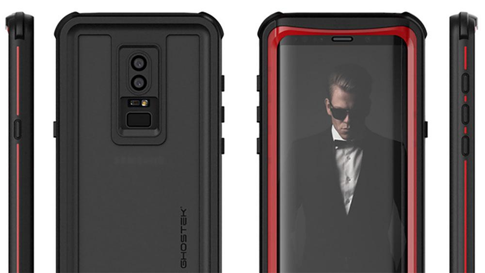 رندر قاب گلکسی اس 9 (Galaxy S9) منتشر شد، حسگر اثرانگشت جای بهتر