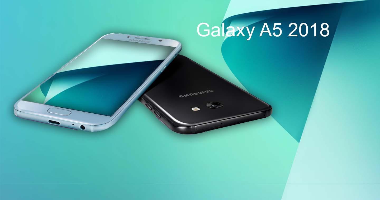 گوشی هوشمند Galaxy A5 (2018) با صفحه نمایش بدون حاشیه عرضه خواهد شد