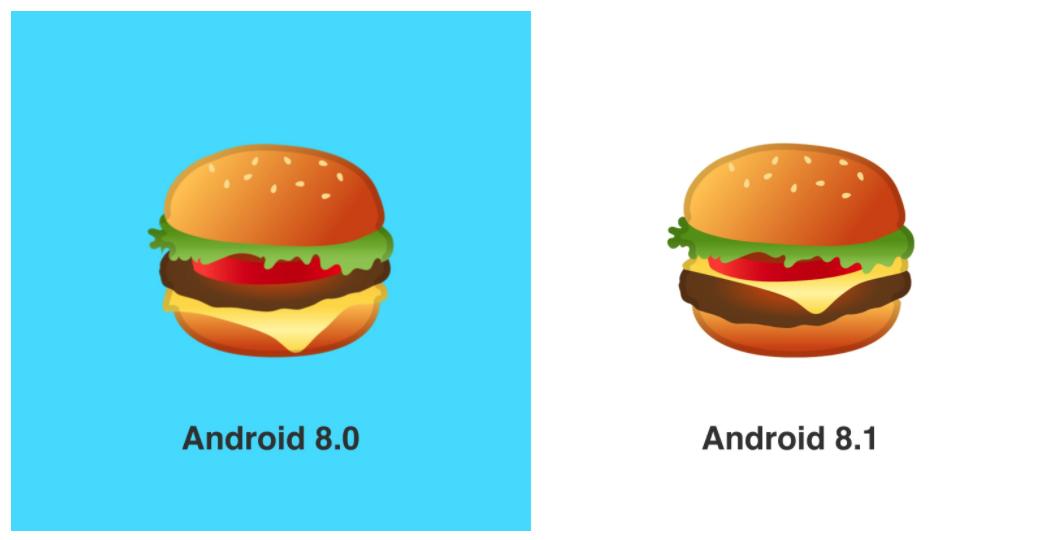 همبرگر گوگل
