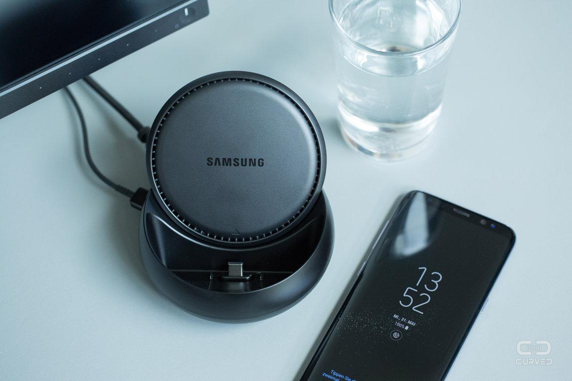 ممکن است Samsung Dex pad همراه با S9 و S9 Plus عرضه شود