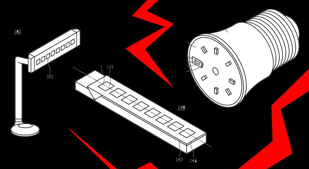چراغ هوشمند HTC