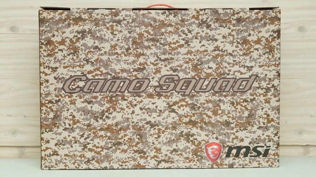 نقد و بررسی لپتاپ MSI GE62 7RE CamoSquad