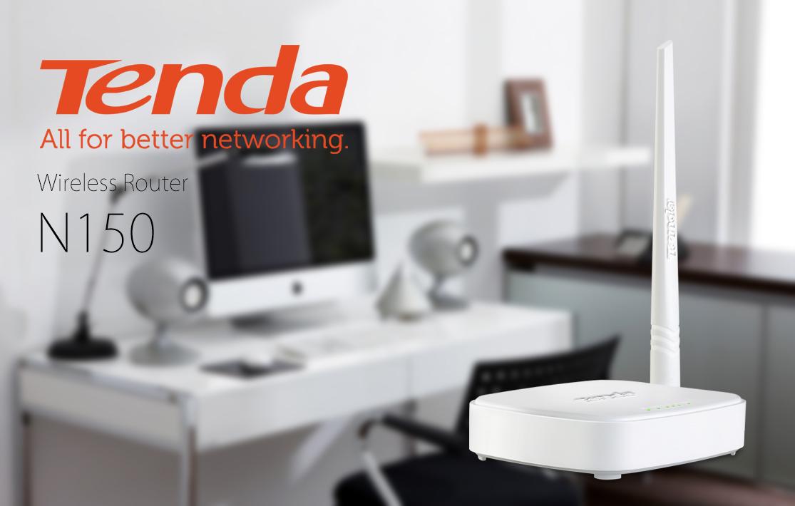 روتر بیسیم خانگی مقرون به صرفه ؛ آشنایی با Tenda N150