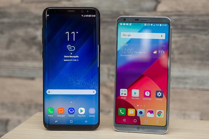 کمپانیهای سامسونگ و الجی در CES 2018 گوشیهای جدید خود را معرفی خواهند کرد