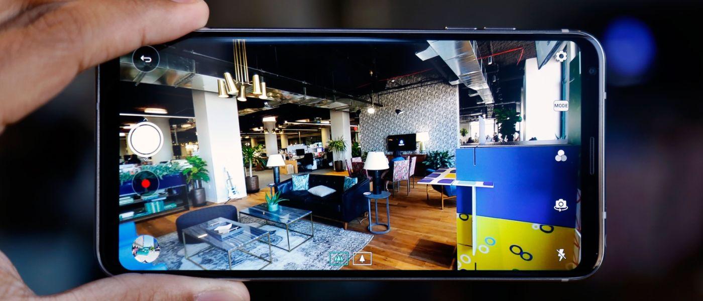 آپدیت اندروید 8 الجی وی 30 (LG V30) رسما عرضه شد