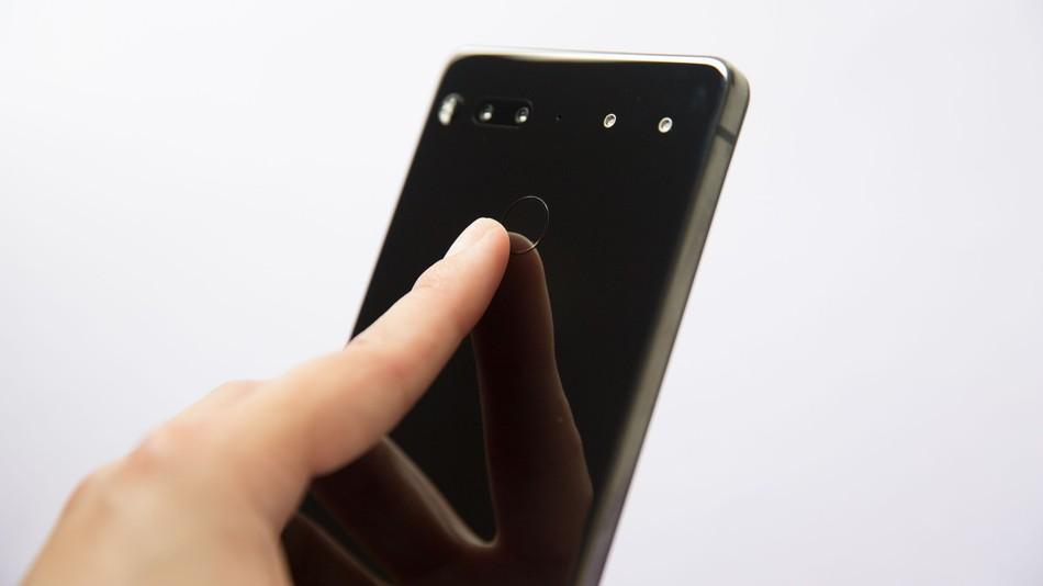 اپلیکیشن دوربین اسنشالفون (Essential Phone) بروزرسانی شد