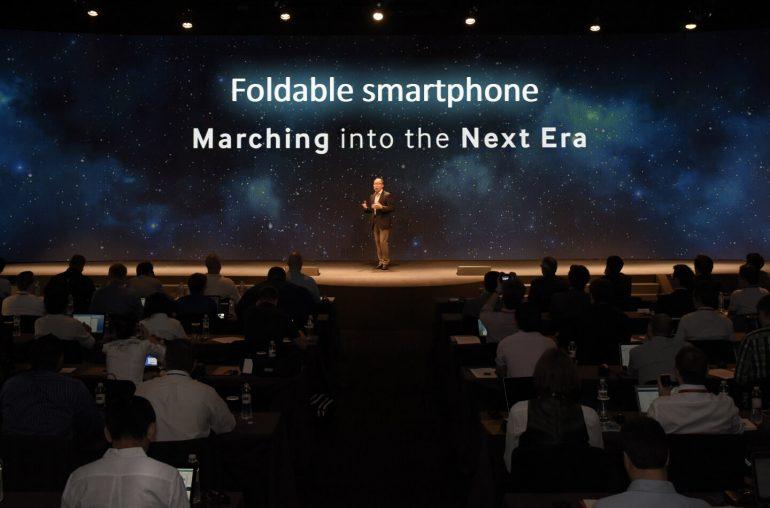 پتنت جدید ثبت شده توسط سامسونگ برای اسمارت فون تاشو ؛ منتظر Galaxy X باشیم؟