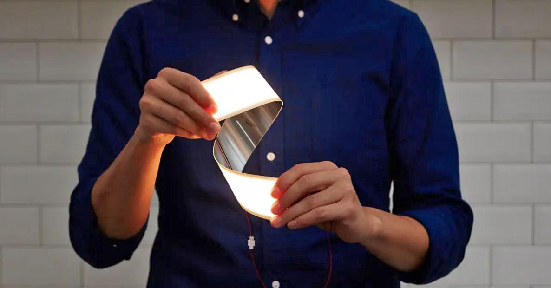 همکاری سونی با الجی برای نمایشگر OLED نوید از احتمالا اکسپریا با نمایشگر تاشو می دهد
