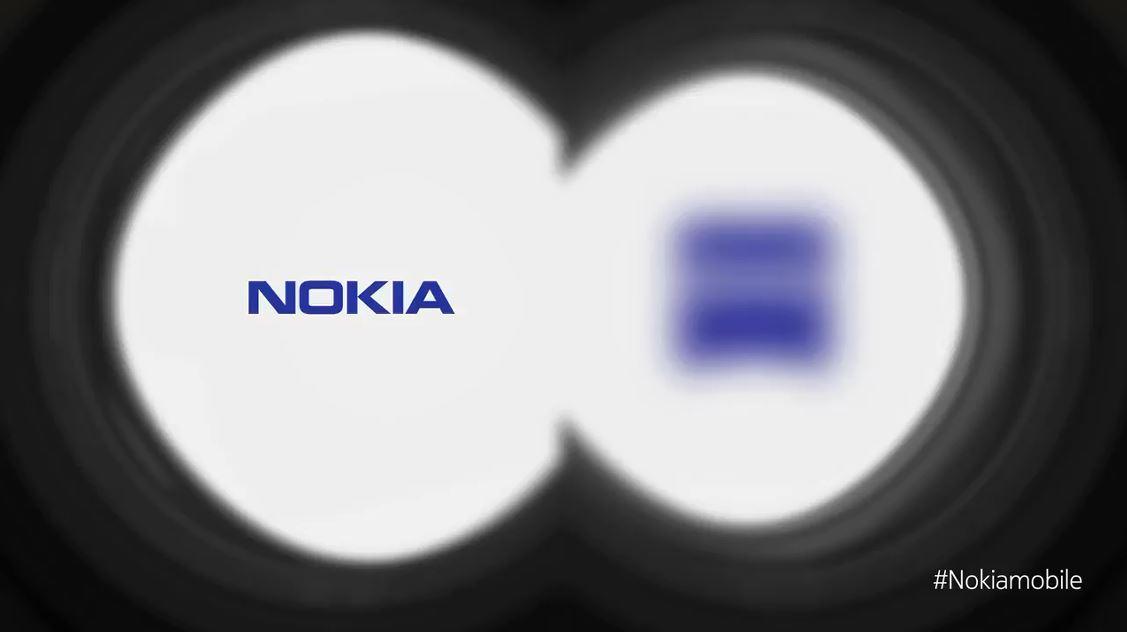 دوربین پنج تایی نوکیا
