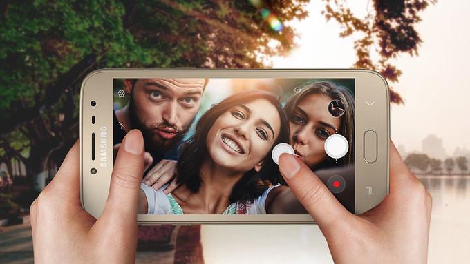 گوشی سامسونگ گلکسی جی 2 پرو 2018 رسما معرفی شد
