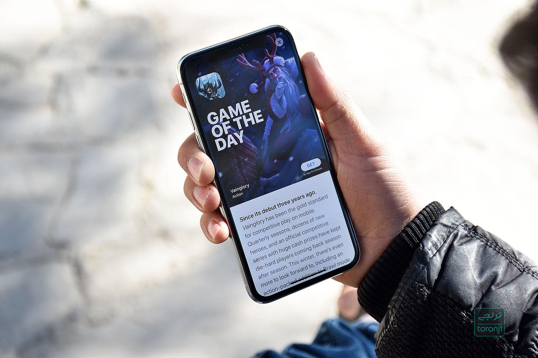 تعداد دانلود بازی های موبایل