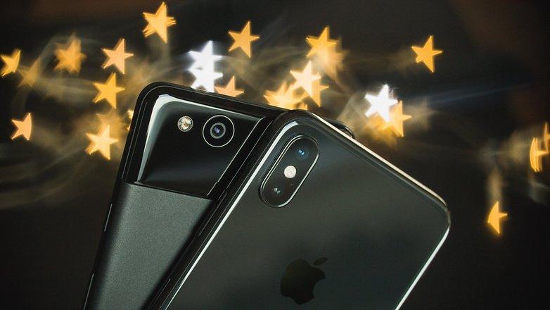 بهترین دوربین موبایل سال 2017 برای عکاسی در شب