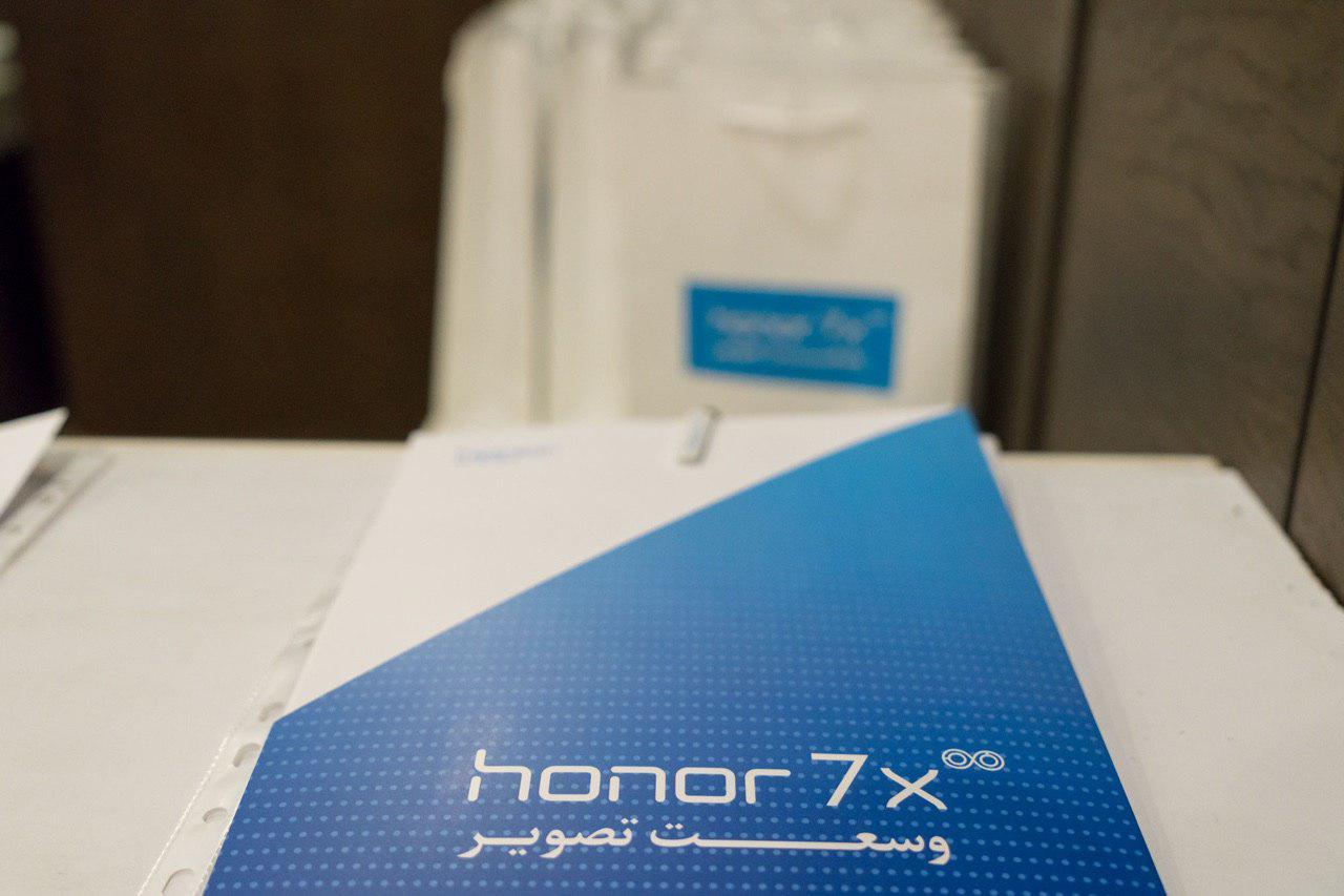 گوشی آنر ۷ ایکس ( Honor 7X ) در ایران رونمایی شد