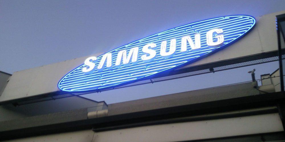 سامسونگ در حال تبدیل شدن به بزرگترین تولید کننده تراشه در جهان است