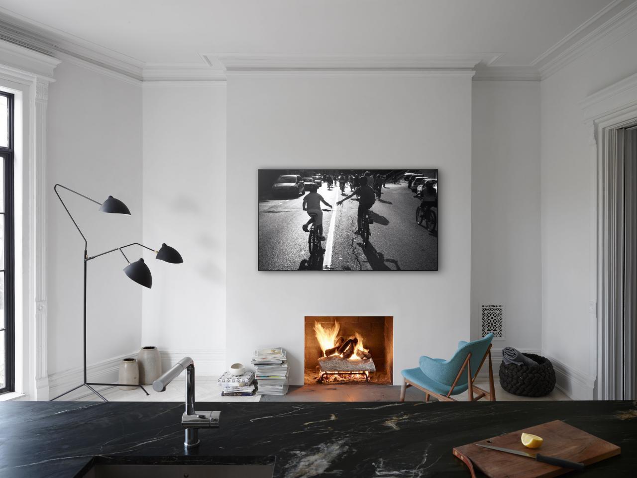 QLED، تلفیقی از هوش مصنوعی با تلویزیون