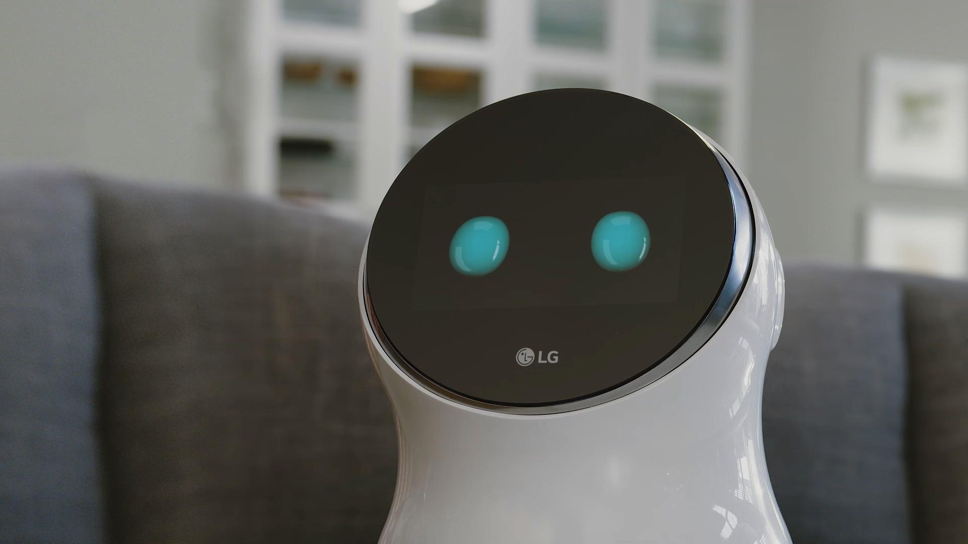الجی با رونمایی از ربات CLOi  مشتریان منطقه خاورمیانه و آفریقا را شگفتزده  کرد