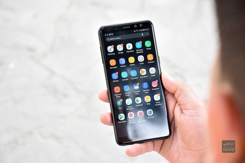 آپدیت اندروید ۹ گلکسی A8 2018 و گلکسی A9 2019 در دست توسعه است