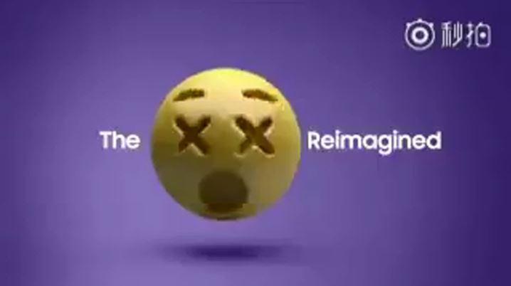 قابلیت 3D Emoji گلکسی اس 9