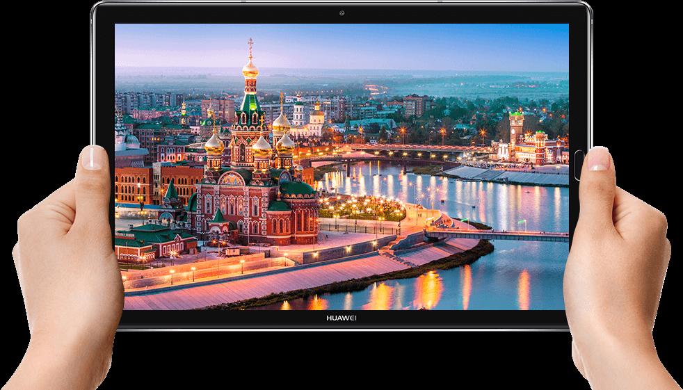 هواوی تبلت قدرتمند مدیاپد ام5 (MediaPad M5) را با صفحه نمایش 8.4 و 10.8 اینچی معرفی کرد