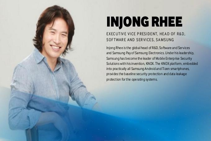 بر اساس یک گزارش، مدیر فنی سامسونگ Injong Rhee به گوگل پیوست !