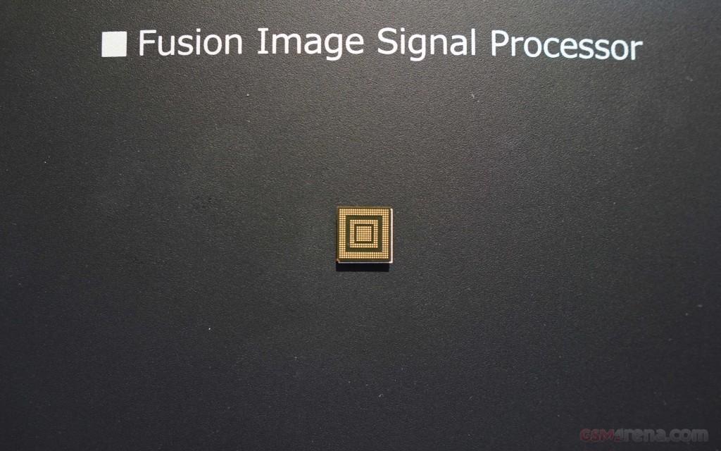 پردازشگر تصویر Fusion سونی