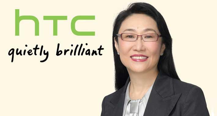 بنیان گذار اچ تی سی Cher Wang