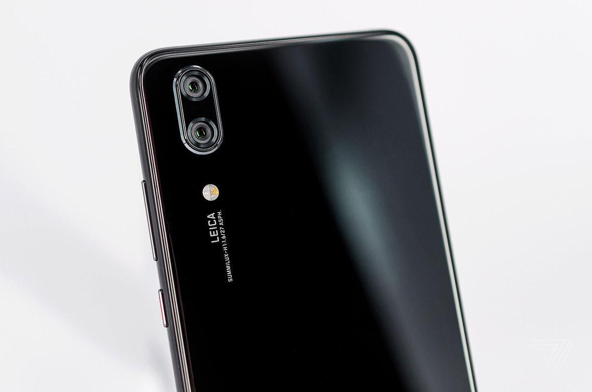 امتیاز دوربین هوآوی پی 20 (Huawei P20)