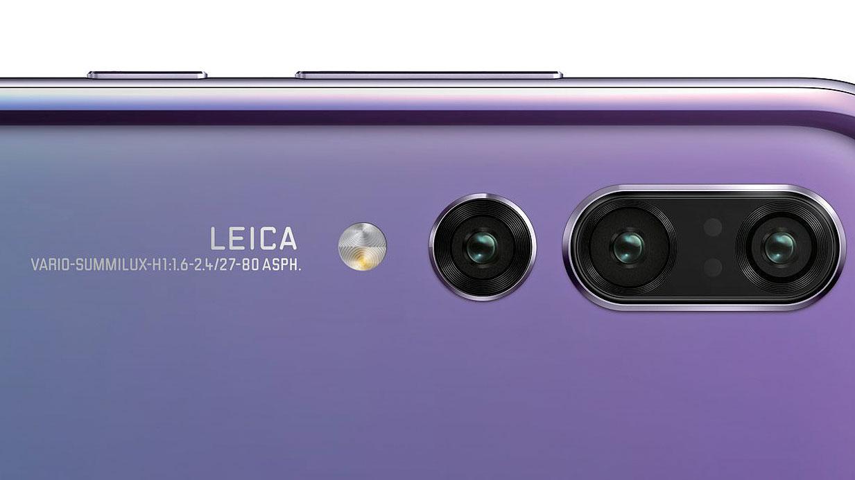 دوربین سه گانه هوآوی پی 20 پرو