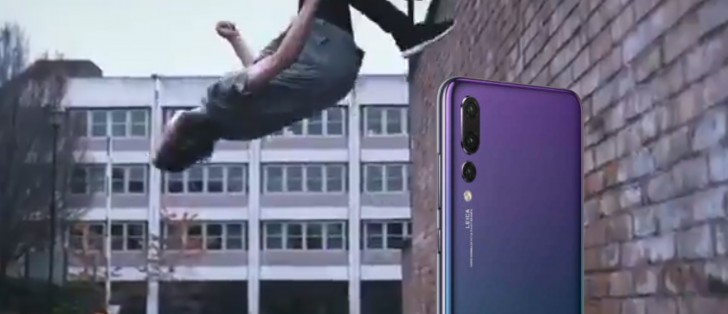 هوآوی پی 20 پرو (Huawei P20 Pro)
