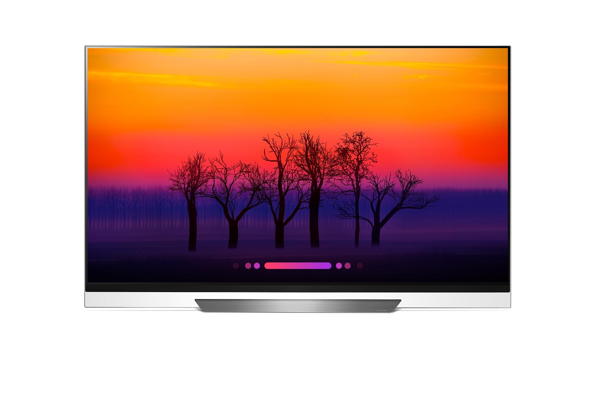 الجی از تلویزیونهای پیشرفته 2018 خود مجهز به هوش مصنوعی پرده برداری کرد