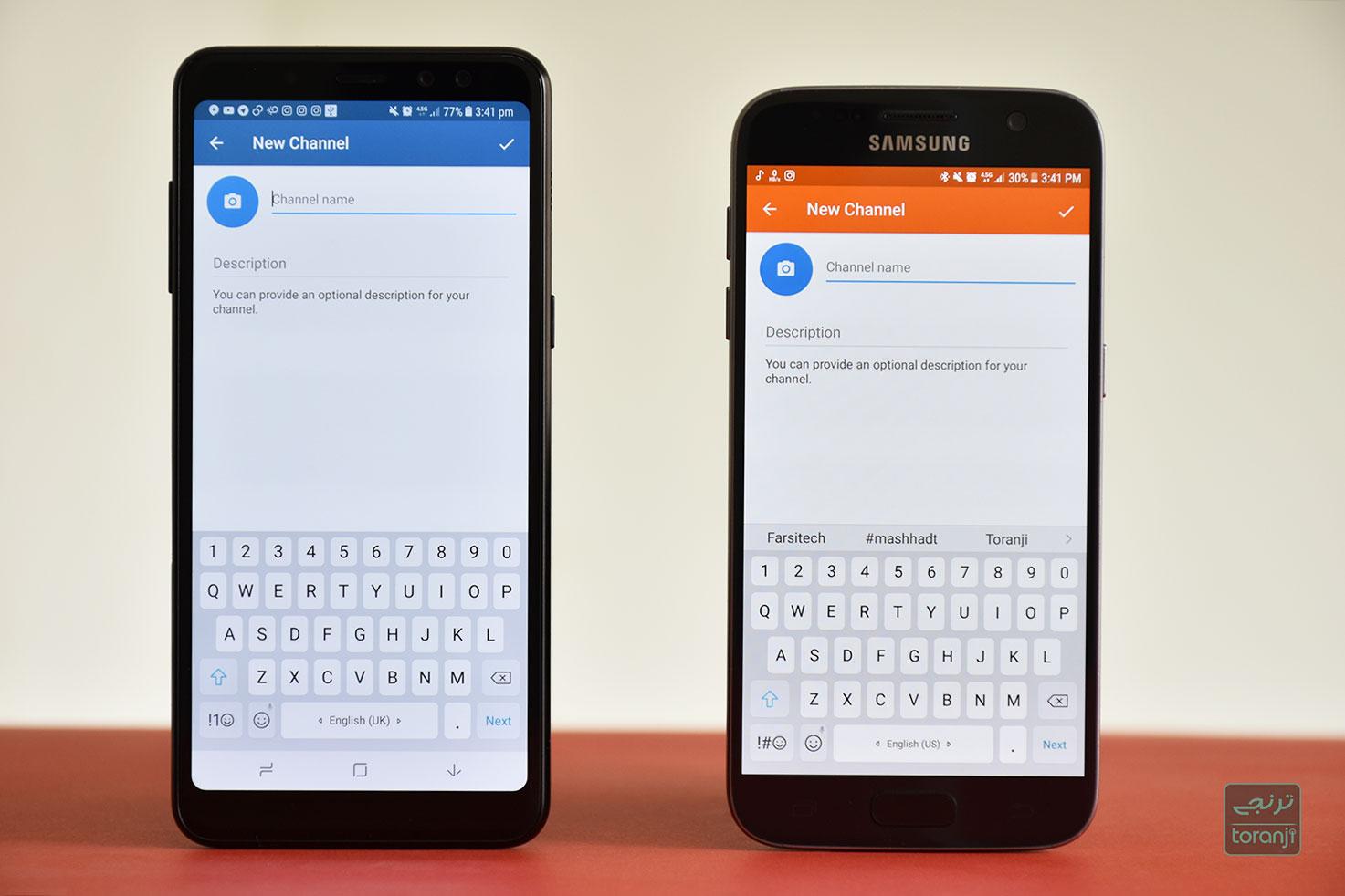 مقایسه پیام رسان داخلی ایتا (Eitaa) با تلگرام