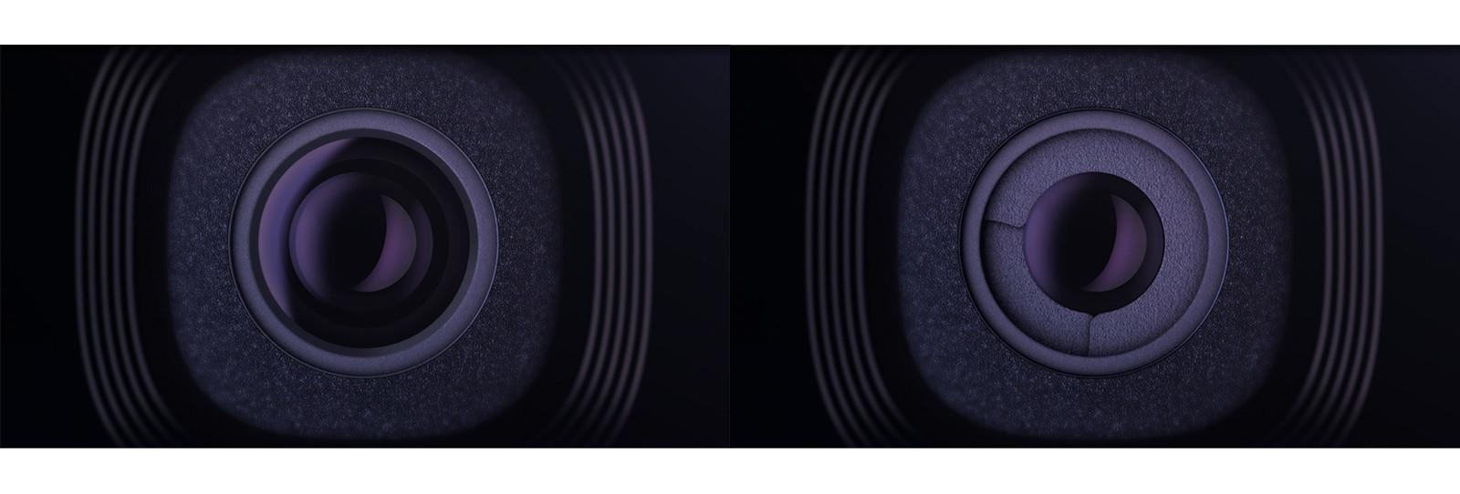 دوربین گلکسی اس 9 در شرایط نوری ضعیف
