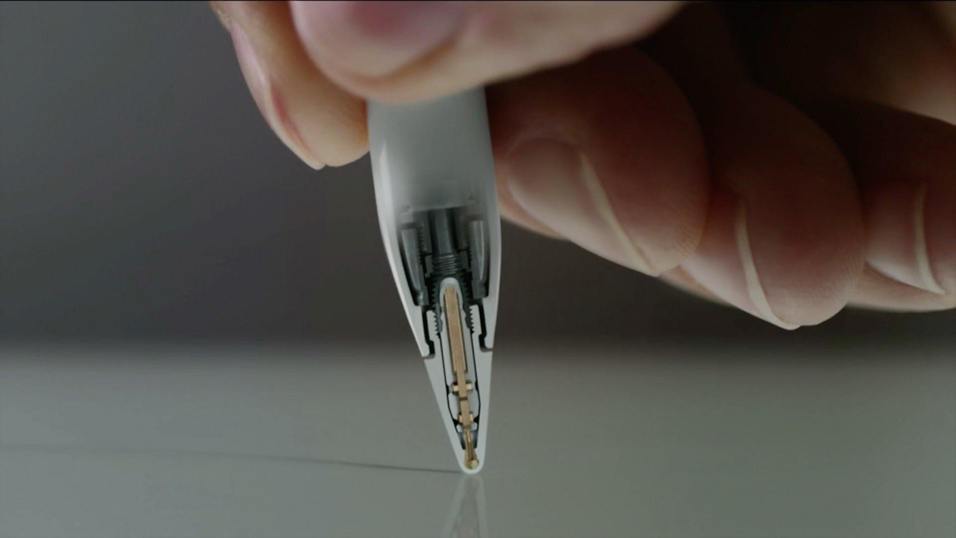 آیفون X پلاس با قلم