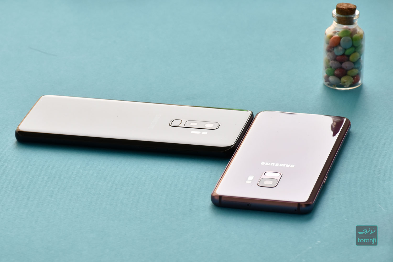 آپدیت گلکسی اس ۹ برای افزایش کیفیت دوربین