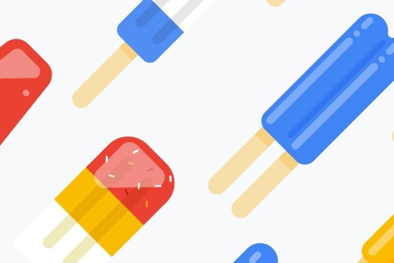 نام رسمی اندروید پی (Android P) شاید Popsicle باشد