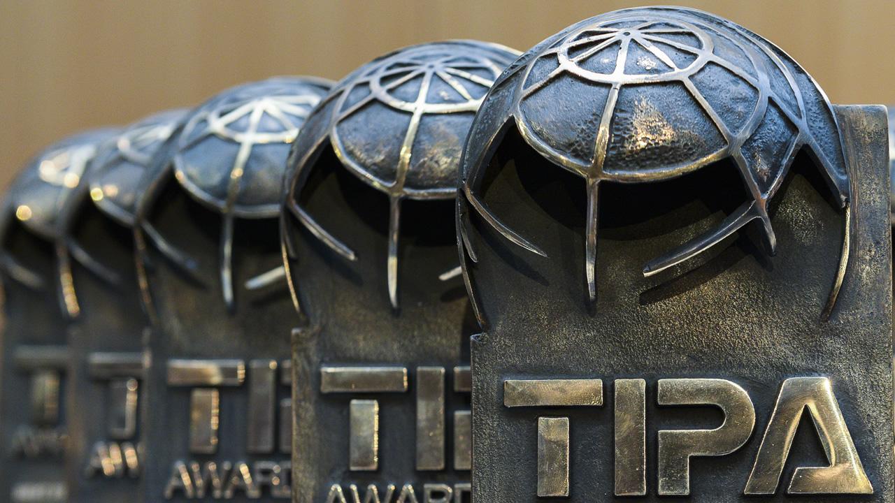 جوایز TIPA 2018