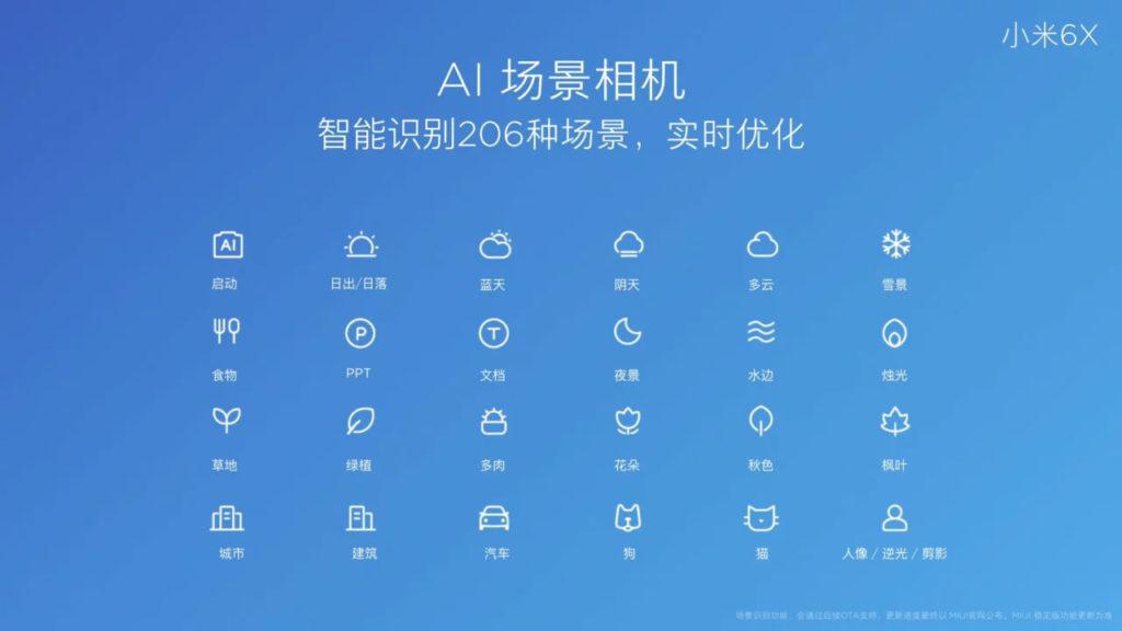 شیائومی می 6 ایکس
