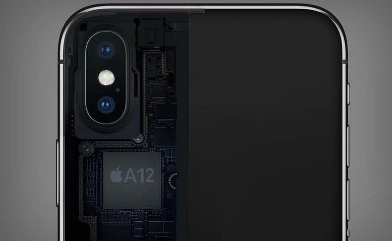 تمرکز اپل در چیپست A12 روی پردازنده گرافیک (GPU) است
