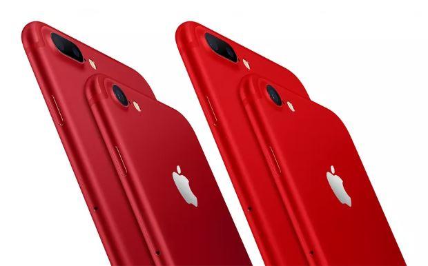آیفون 8 و آیفون 8 پلاس رنگ قرمز (PRODUCT RED) امروز معرفی می شوند