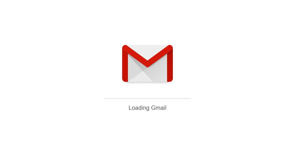 طراحی جدید جی میل