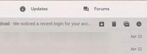 طراحی جدید جی میل (Gmail)