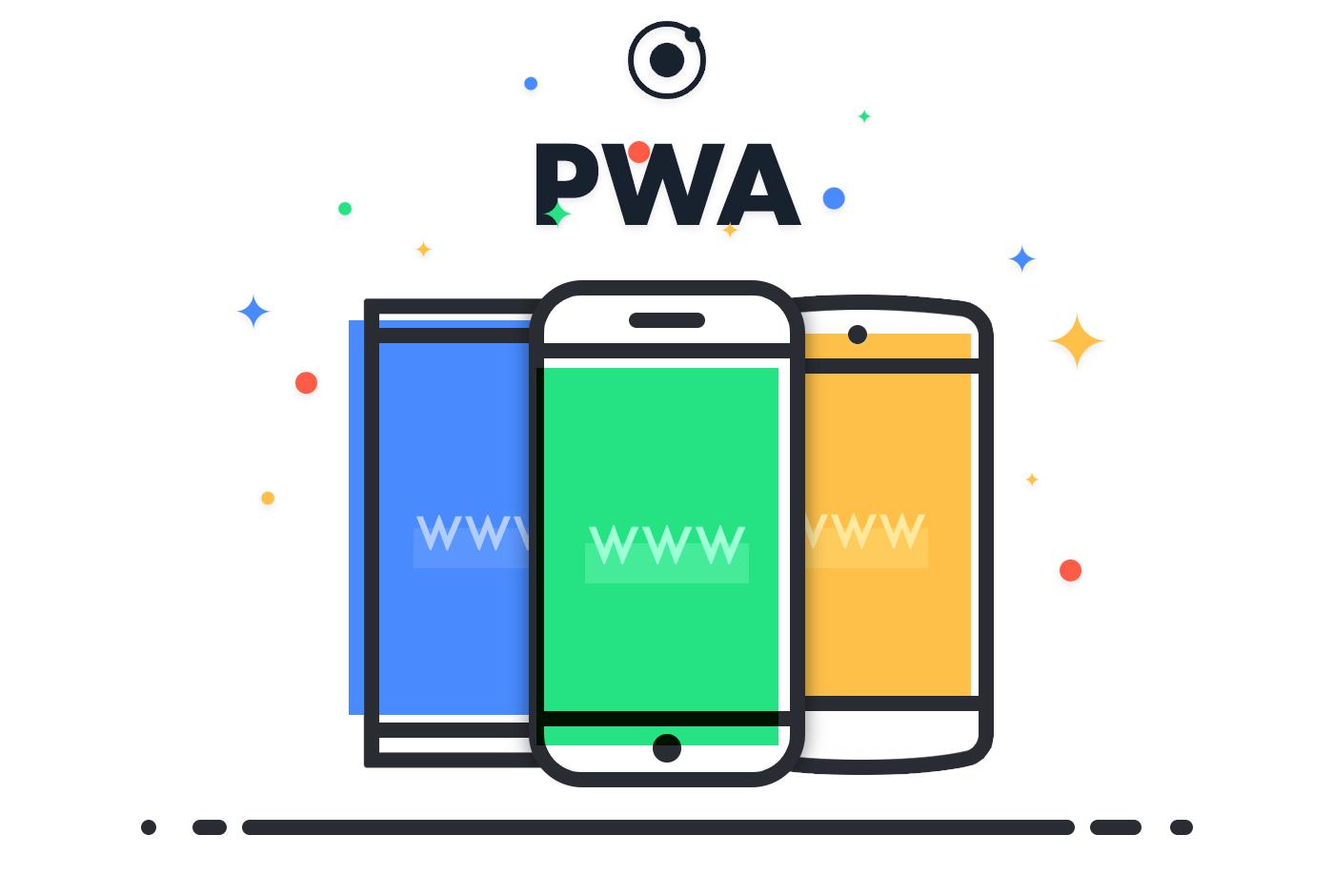 نرم افزارهای PWA