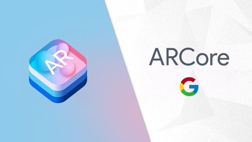 مقایسه ARKit با ARCore