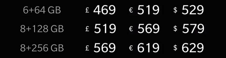قیمت وان پلاس ۶
