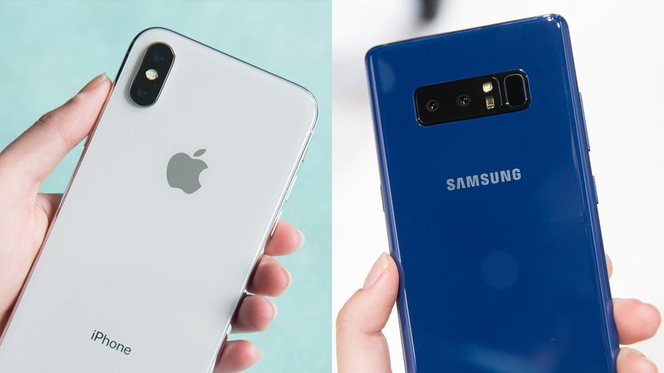 سامسونگ باید بابت نقض حق اختراع های اپل 539 میلیون دلار به این شرکت بپردازد