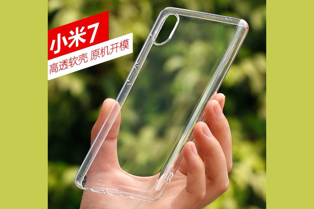 قاب لو رفته از شیائومی می 7 (Xiaomi Mi 7) نکاتی را درباره طراحی این دستگاه به ما می گوید
