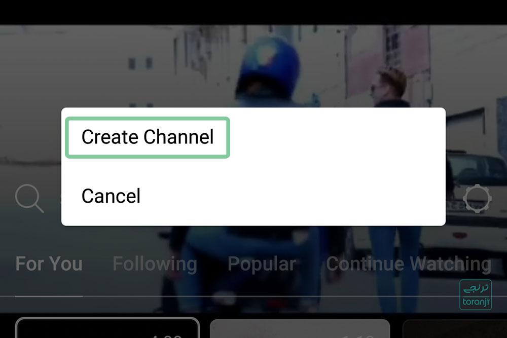 کانال IGTV اینستاگرام