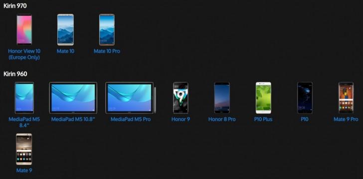 Huawei Phone - پروژه OpenKirin رابط کاربری اندروید خام برای موبایل های هوآوی