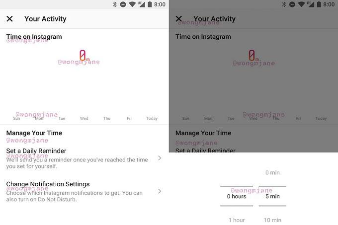 Instagram feature will allo - اینستاگرام به زودی امکان بررسی مدت زمانی که در آن سپری می کند را به شما می دهد
